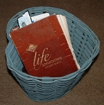 throw-Bible-in-trash