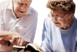 older couple bible study
