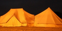pitching-tents-together