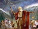 Moses nation of Israel