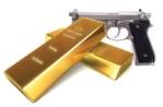 guns and gold