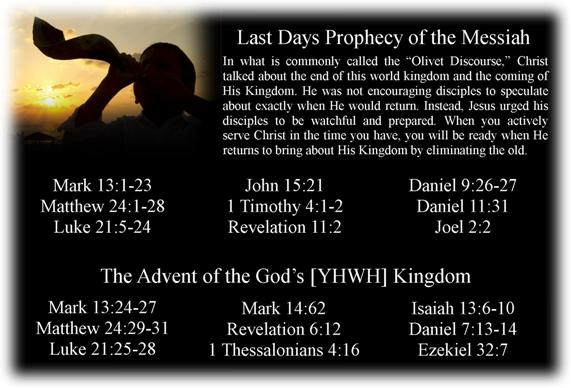 last days prophecy banner