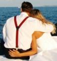 marriage hug
