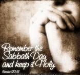 Sabbath holy