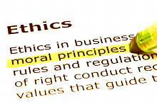 image of ethics