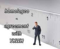 agreement with YHWH