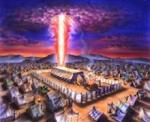 moses exodus desert