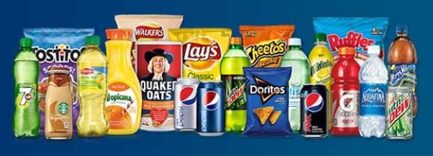 PepsiCo product assortment