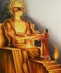 child sacrifice to pagan gods