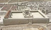 2nd Temple on the Mount Moryah