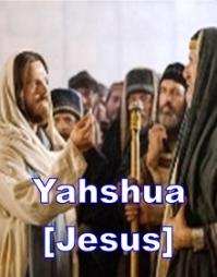 Yahshua-Jesus