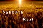 resting in appointed times Sabbath
