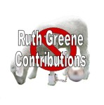 Ruth Greene Contributions