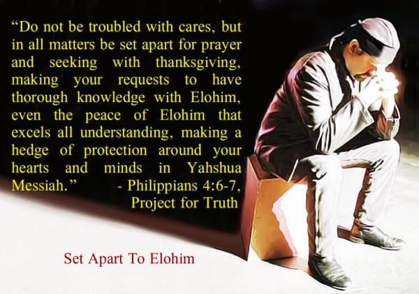 set apart Philippians