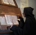 monastic scribe